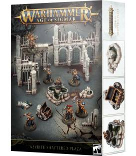 Warhammer Age of Sigmar: Azyrite Shattered Plaza