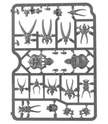 Warhammer 40,000: Citadel Skulls