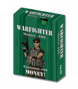 Warfighter Modern PMC: Money! (Expansion 44)