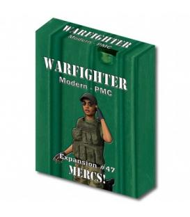 Warfighter Modern PMC: Mercs! (Expansion 47)