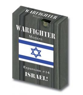 Warfighter: Modern Israel! (Expansion 14)