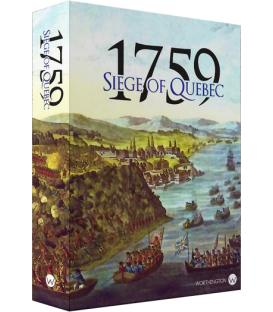1759: The Siege of Quebec (Inglés)