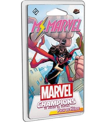 Marvel Champions: Ms Marvel