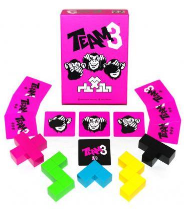 Team 3 (Caja Rosa)