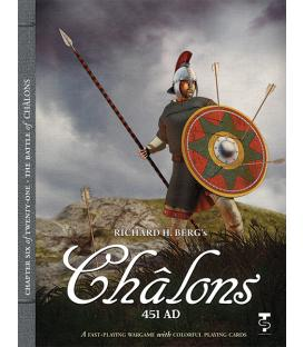 Turning Point Simulations 6: Chalons 451 A.D. (Inglés)