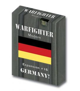 Warfighter: Modern Germany! (Expansion 16)