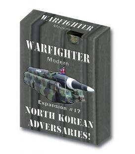 Warfighter: Modern North Korean Adversaries! (Expansion 17)