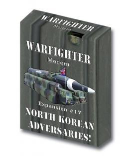 Warfighter: Modern North Korean Adversaries! (Expansion 17)