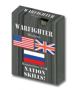 Warfighter: Modern North Nation Skills! (Expansion 18)