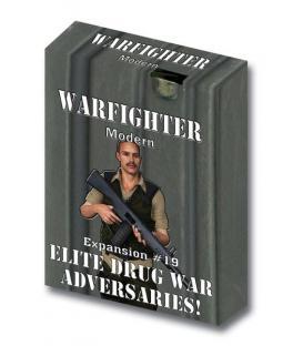 Warfighter: Modern Elite Drug War Adversaries! (Expansion 19)