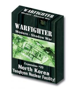 Warfighter: Modern Shadow War North Korea Yongbyon Nuclear Facility! (Expansion 20)