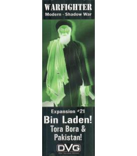 Warfighter: Modern Shadow War Bin Laden! Tora Bora & Pakistan! (Expansion 21)