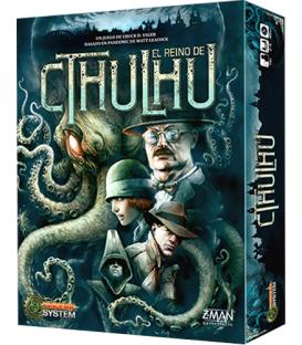 Pandemic: El Reino de Cthulhu (Esquina golpeada)