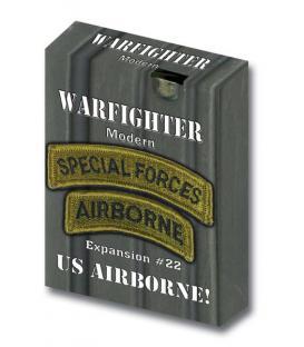 Warfighter: Modern US Airborne! (Expansion 22)