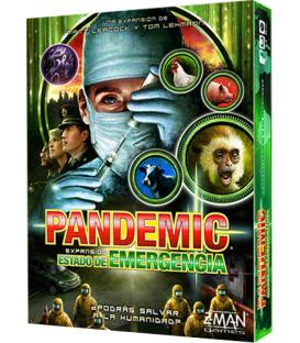 Pandemic: Estado de Emergencia
