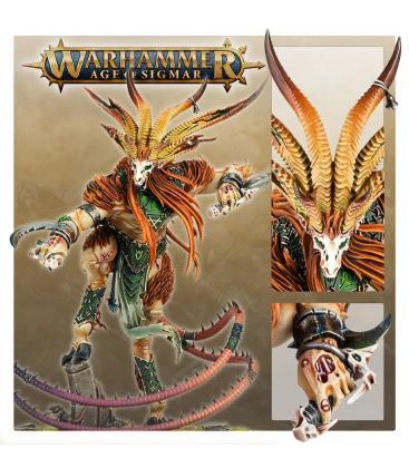 Warhammer Age of Sigmar: Skaven Battleforce Corrupting War-Swarm