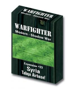 Warfighter: Modern Shadow War Syria Tabqa Airbase! (Expansion 23)