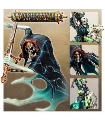 Warhammer Age of Sigmar: Nighthaunt (Battleforce Court of the Craven King)