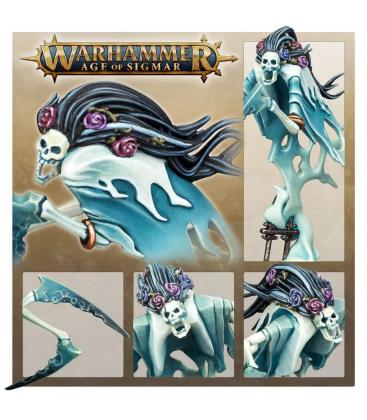 Warhammer Age of Sigmar: Nighthaunt (Battleforce Court of the Craven King)