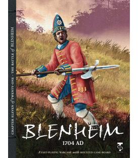 Turning Point Simulations 11: Blenheim 1704 A.D. (Inglés)