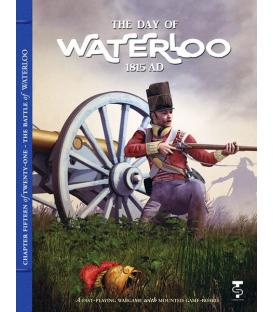 Turning Point Simulations 15: The Day of Waterloo 1815 A.D.