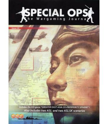 Special OPS 9: The Wargaming Journal