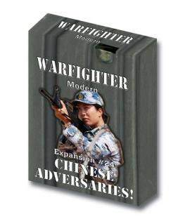 Warfighter: Modern Chinese Adversaries! (Expansion 24)