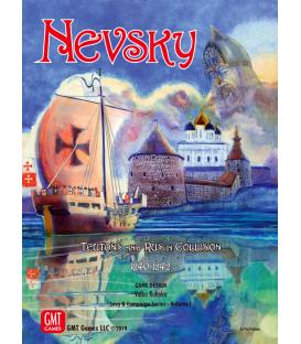 Nevsky: Teutons and Rus in Collision, 1240-1242 (Inglés)