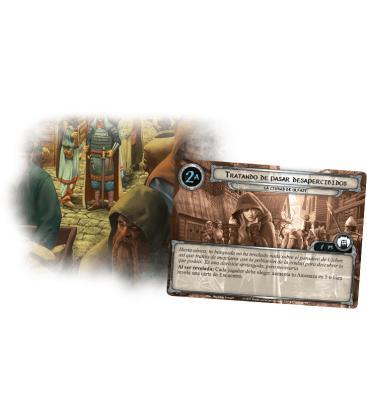 El Señor de los Anillos LCG: La Ciudad de Ulfast / La Venganza de Mordor 2