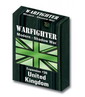 Warfighter: Modern Shadow War United Kingdom (Expansion 26)