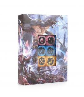 Warhammer Age of Sigmar: Disciples of Tzeentch (Dice)
