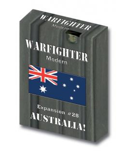 Warfighter: Modern Australia! (Expansion 28)