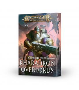 Warhammer Age of Sigmar: Kharadron Overlords (Tarjetas de Unidad)