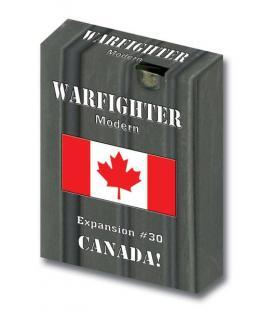 Warfighter: Modern Canada! (Expansion 30)