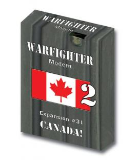 Warfighter: Modern Canada 2! (Expansion 31)