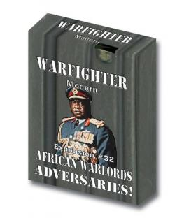 Warfighter: Modern African Warlords Adversaries! (Expansion 32)
