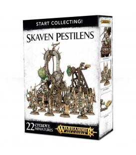 Warhammer Age of Sigmar: Skaven Pestilens (Start Collecting!)