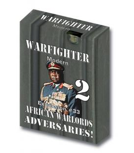 Warfighter: Modern African Warlords Adversaries 2! (Expansion 33)