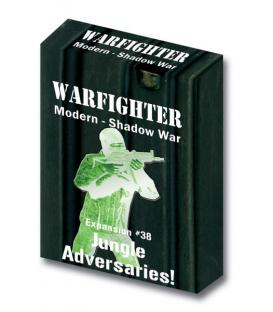 Warfighter: Modern Shadow War Jungle Adversaries! (Expansion 38)