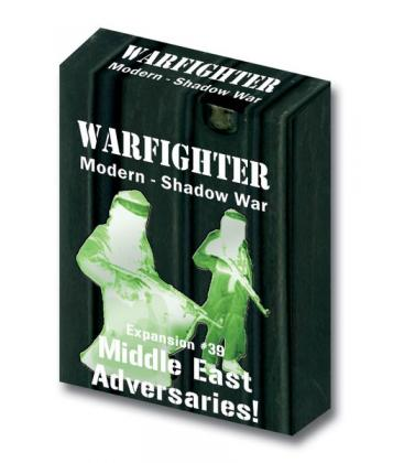 Warfighter: Modern Shadow War Middle East Adversaries! (Expansion 39)