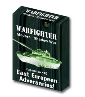 Warfighter: Modern Shadow War East European Adversaries! (Expansion 40)