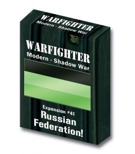 Warfighter: Modern Shadow War Russian Federation! (Expansion 41)
