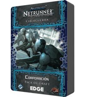 Android Netrunner: Ciberguerra (Corporación Pack de Draft)