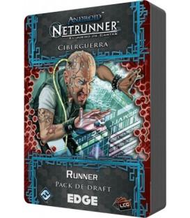 Android Netrunner: Ciberguerra (Runner Pack de Draft)