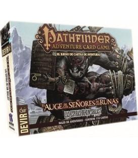 Pathfinder: El Auge de los Señores de las Runas (Mazo 6. Las Espiras de Xin-Shalast)