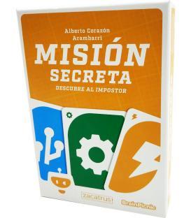 Misión Secreta: Descubre al Impostor