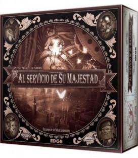 The World of Smog: Al Servicio de Su Majestad