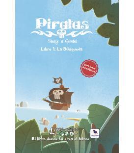 Libro-Juego 12 - Piratas Libro 1: La Búsqueda