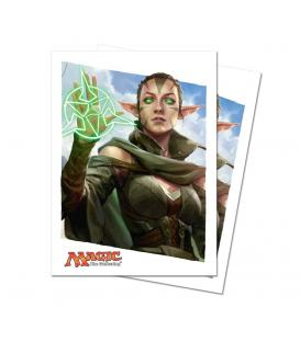 Magic the Gathering: Fundas Ilustradas Ultra Pro Oath of Nissa (80)