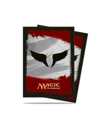 Magic the Gathering: Fundas Ilustradas Ultra Pro V3 Mardur Khans of Tarkir (80)